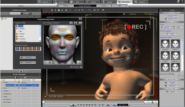 Программы онлайн для анимации картинок, рождением ребенка
