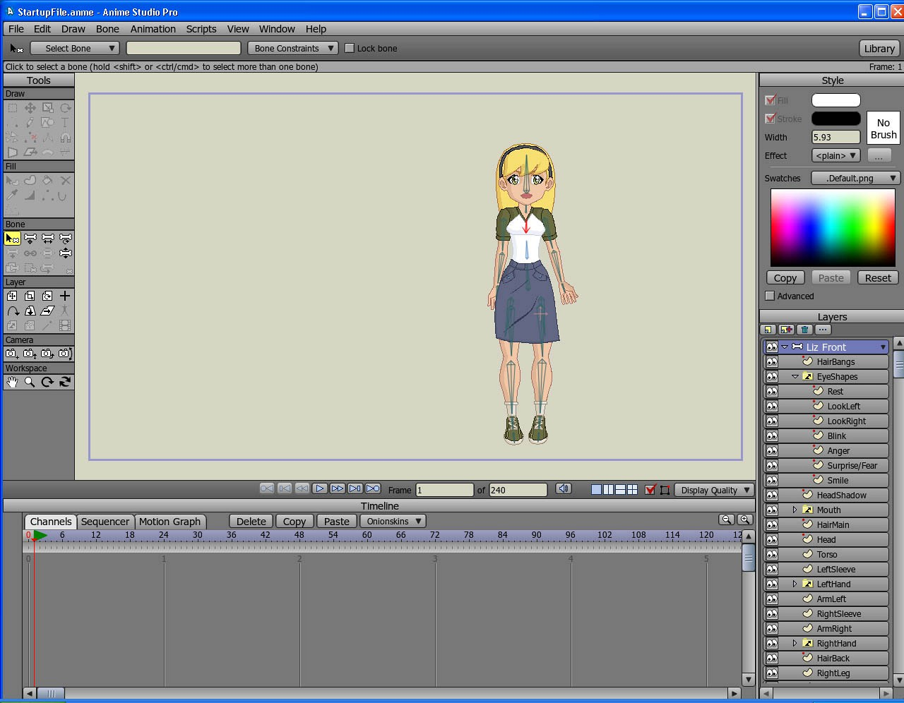 Buy Smith Micro Anime Studio Pro 11 2 Download For Windows