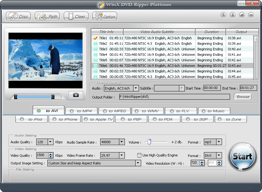 The Best DVD Ripper Software of