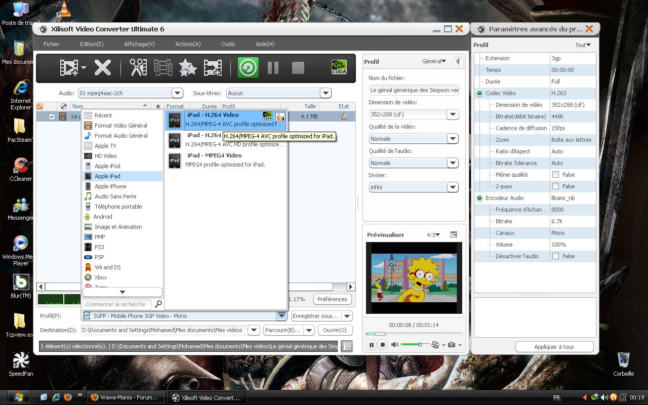 Xilisoft Video Converter Ultimate 7.8.23 Keygen Pro