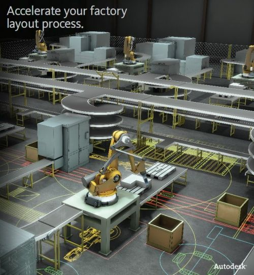 Autodesk Factory Design Suite Ultimate 2018 Price