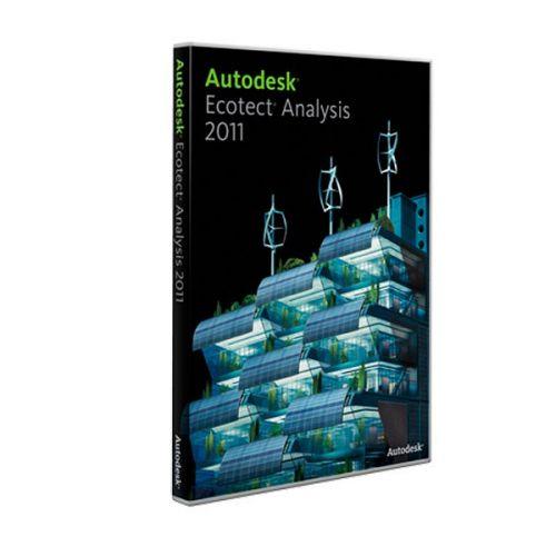 Where to buy Autodesk Ecotect Analysis 2011