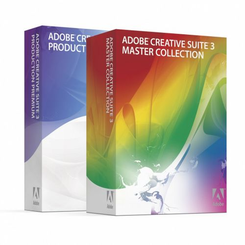 Creative Suite 3 Master Collection 64 bit width=